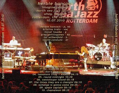HERBIE HANCOCK 2010-10-07 Rotterdam