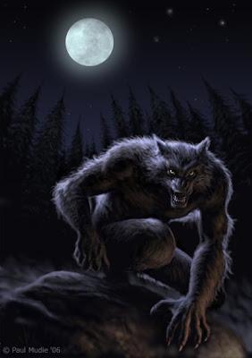 'Werewolf' Paul Mudie, 2006