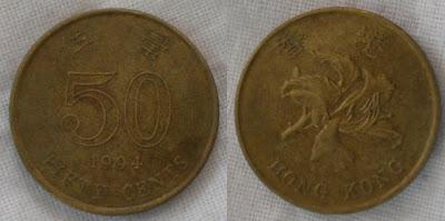 hong kong 50 cent 1994