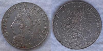 cincuenta centavo mexico
