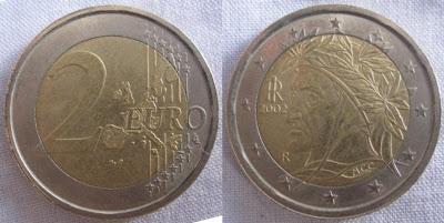 italy 2 euro 2002