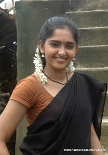 Malayalam And Tamil Actress Sanusha