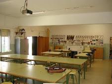 Vistas del aula-taller