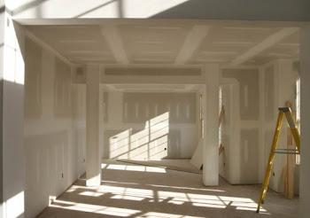 Obra em Drywall