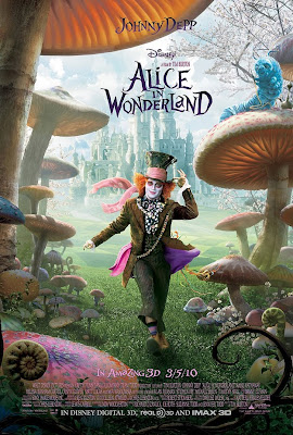 alice tim burton