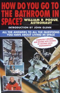 Copertina del libro How Do You Go To The Bathroom In Space?