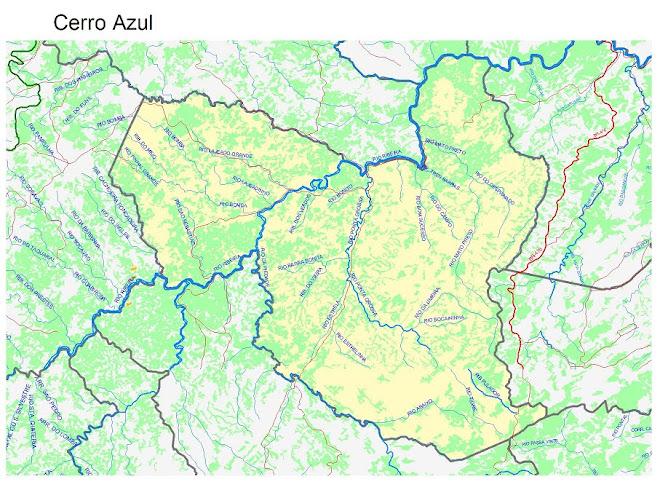 Rios de Cerro Azul