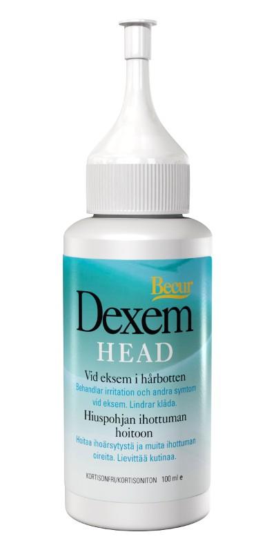 Kortisonlösning för hårbotten