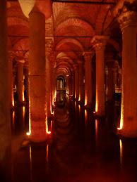 Yerebatan Cistern, Istanbul