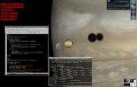 Xplanet programma open source che permette di prelevare immagini della terra e di altri pianeti da diversi satelliti