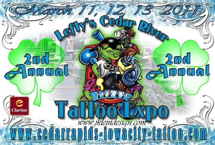 Bmi tattoo expo cedar rapids iowa for Wildside tattoo cedar rapids