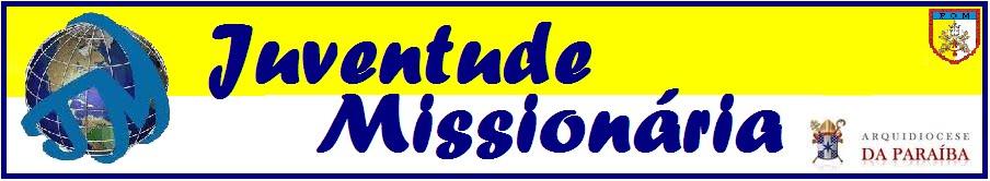Juventude Missionária -  PB