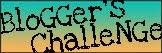 Blogger's Challenge Member