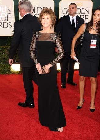 golden globes jane fonda. Jane Fonda