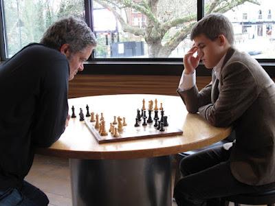 Moss - Carlsen, 0-1