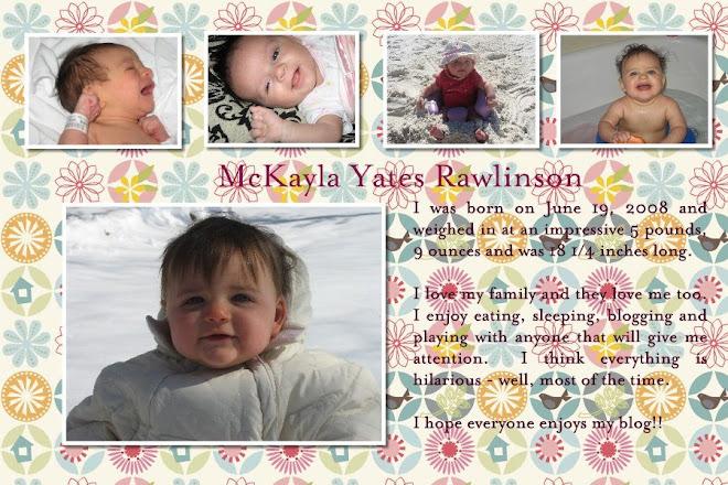 McKayla Yates Rawlinson