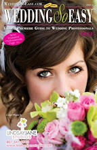 Featured on the cover of Weddings so Easy