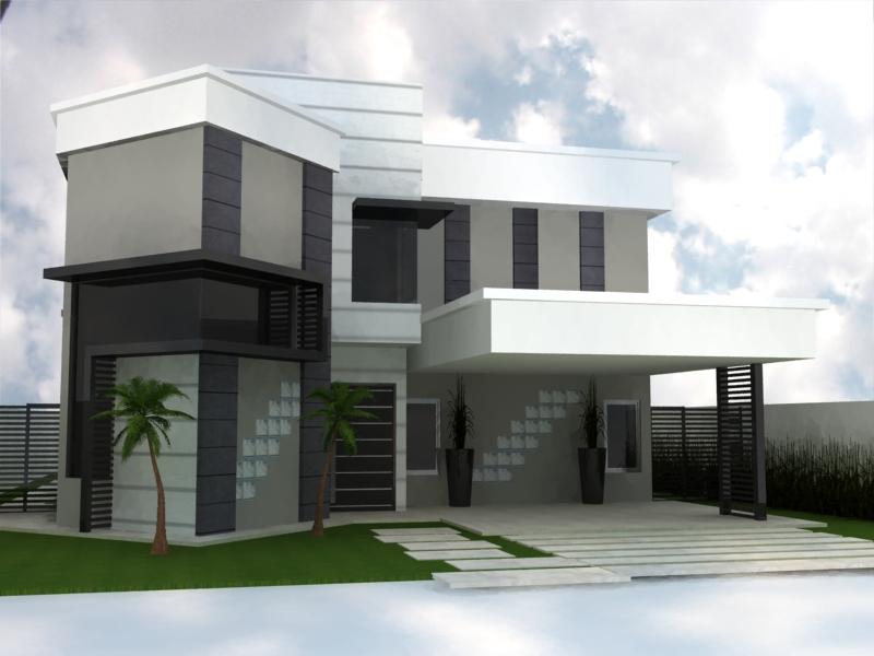 Sophia fogolin for Aberturas para casas modernas
