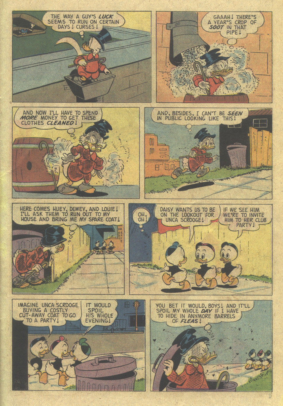 >Uncle Scrooge (1953) Iss #288 - English 27