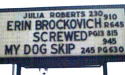 Erin Brockovich Screwed My Dog Skip