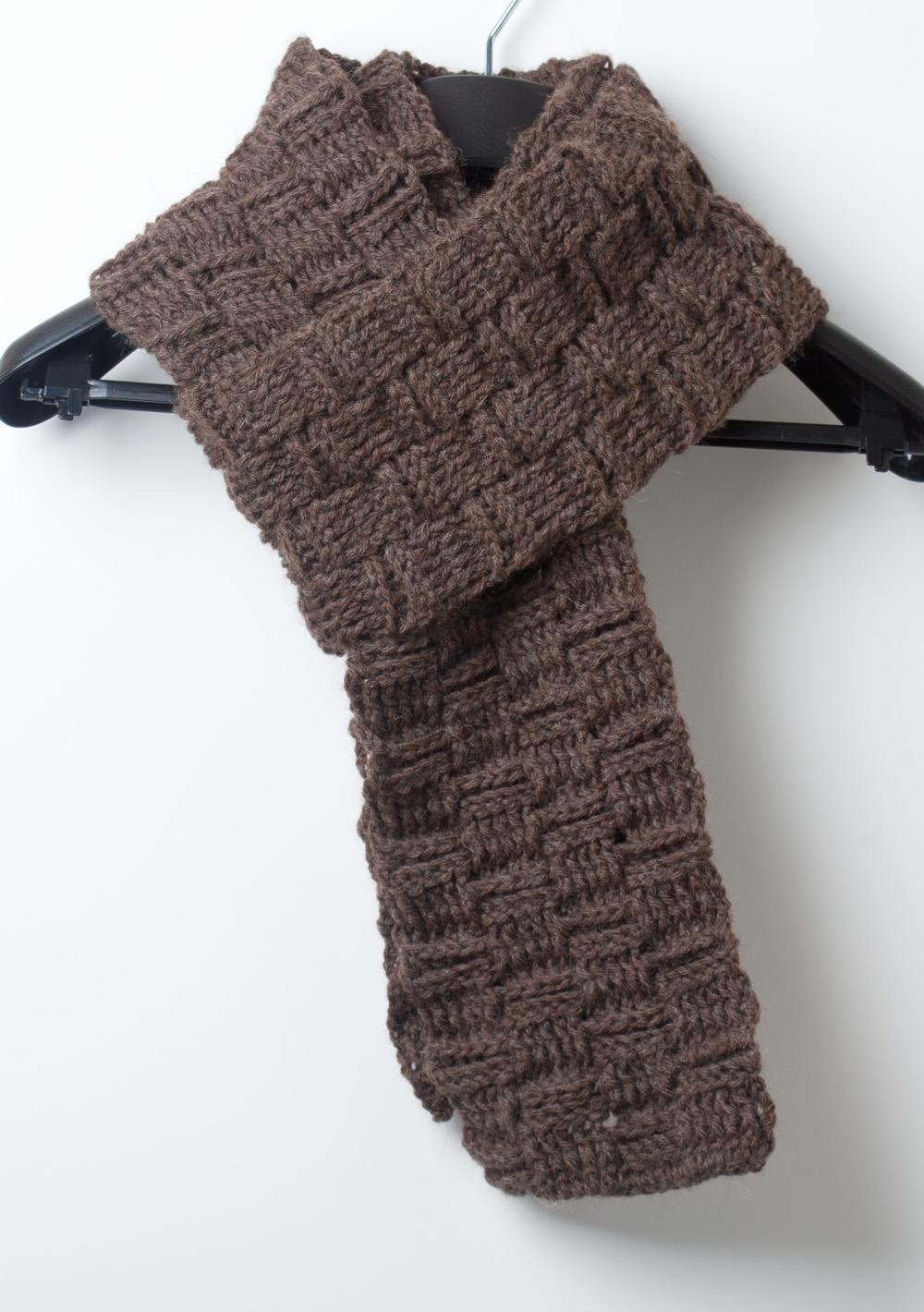 Free Crochet Patterns For A Man s Scarf : Crochet Pattern Reversible Cable Scarf Crochet Patterns ...