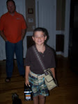 Bentley's First Day of 2nd Grade