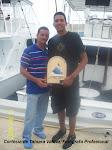 Guillermo Flaquer Obtiene Primer Lugar Clase Sunfish en Regata La Hispanidad 2009