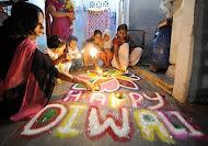 Divali or Diwali