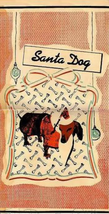 The Residents - Santa Dog '78