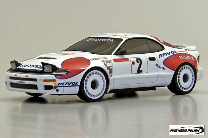 Toyota GT One GT-R+FOUR+RC+WRC