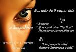 Sorteio de Kits - A Hospedeira