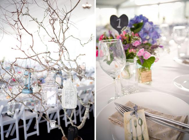 White wedding decor, White wedding decor pictures