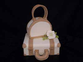 Travelling Cases Cakes