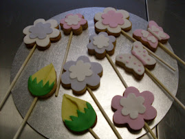 Flower cookie workshop