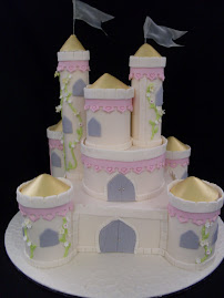 Fairytale Castle Cake workshop , 2 days.
