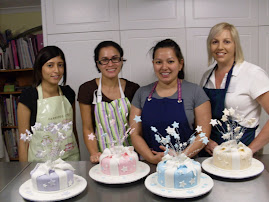 Shooting Stars Cake class 5th March