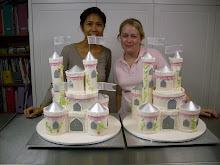 2 Day Castle cake workshop