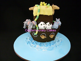 New Noahs Ark Cake Class