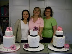 Extended tier cake class