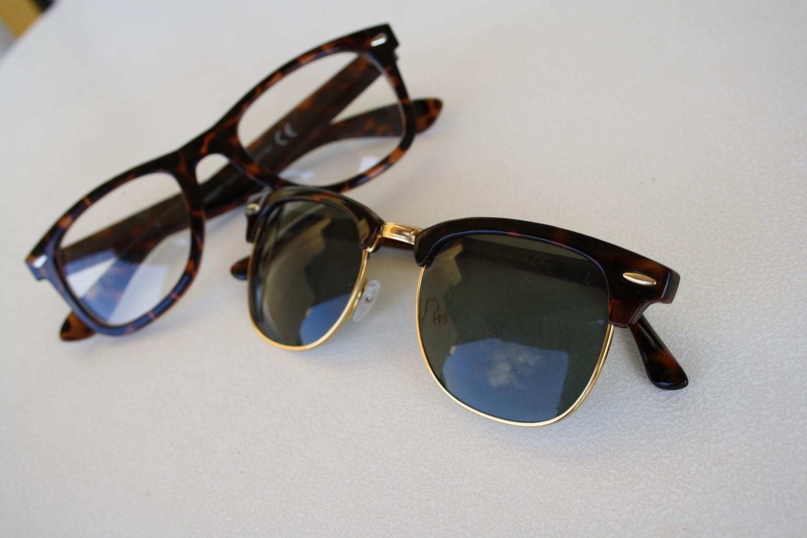 Urban Fashion Scenario: Trend spotted: Nerd glasses & Ray ...