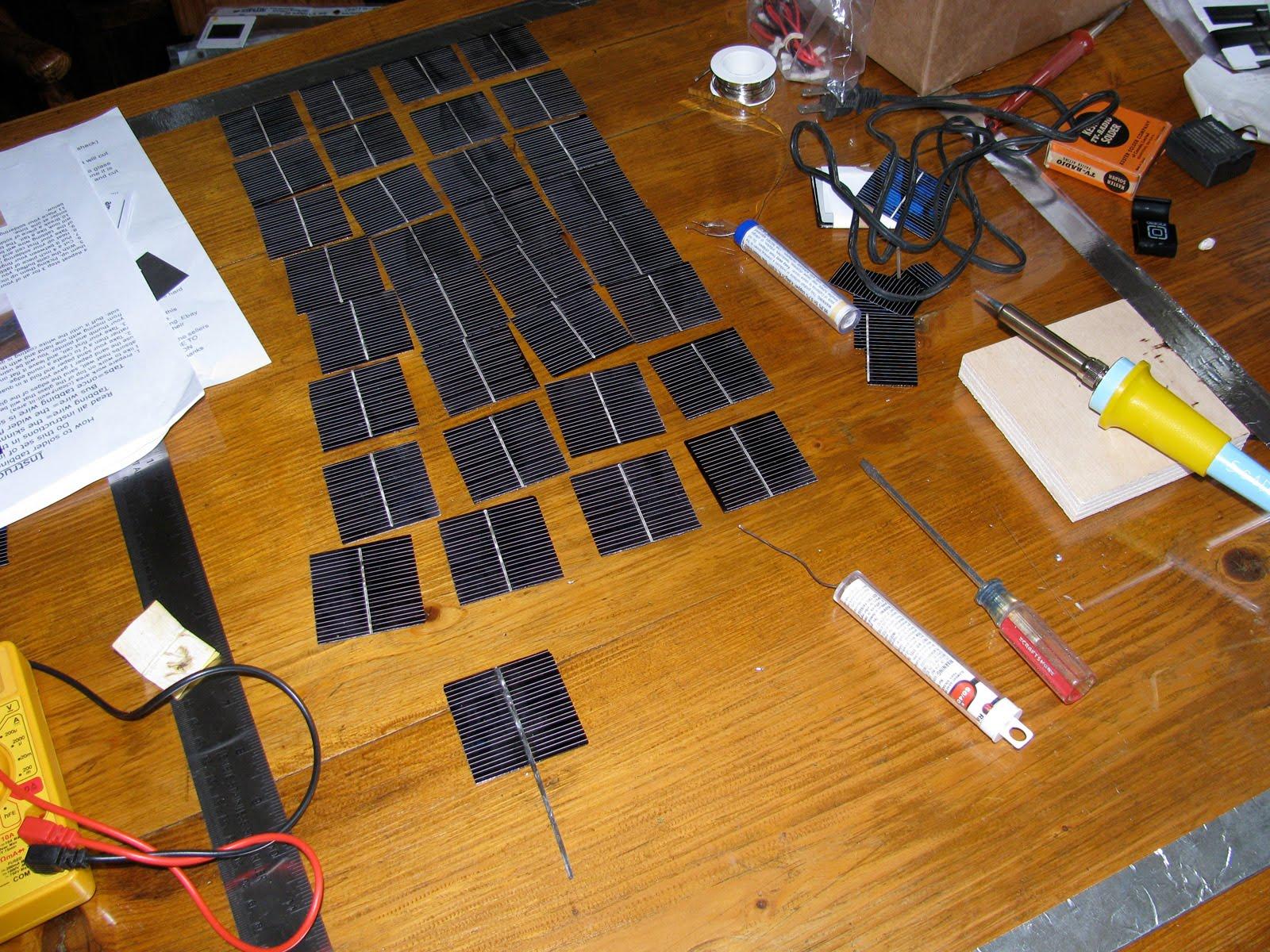 Солнечные батареи своими руками - как сделать 72