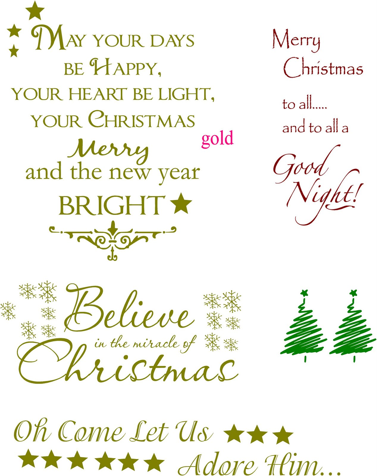 Quotes About Simple Christmas Quotesgram