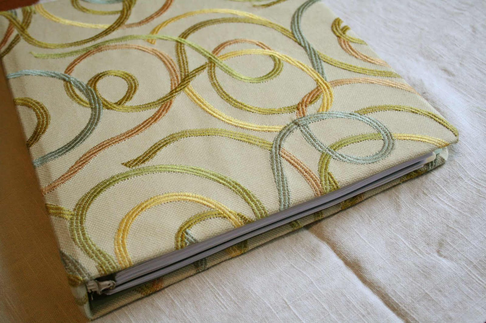 Fabric Book Cover Ideas ~ Deborah s journal fabric printing at home hop and give away