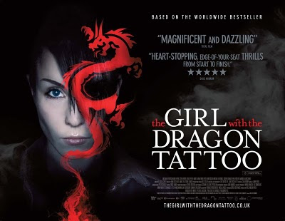 of 'The Girl With The Dragon Tattoo'. The first book in Stieg Larsson's