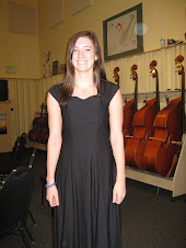 The New Chamber Orchestra Dresses!