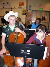 Cowboy Cellist