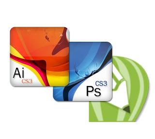 EPS pode ser aberto no CorelDRAW, Adobe Illustrator e Adobe Photoshop