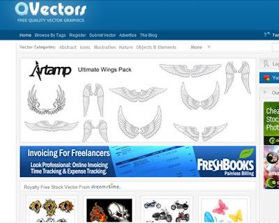 free vectors vetores grátis qvectors