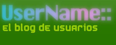 ::UserName::