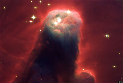 The squorksome Cone Nebula